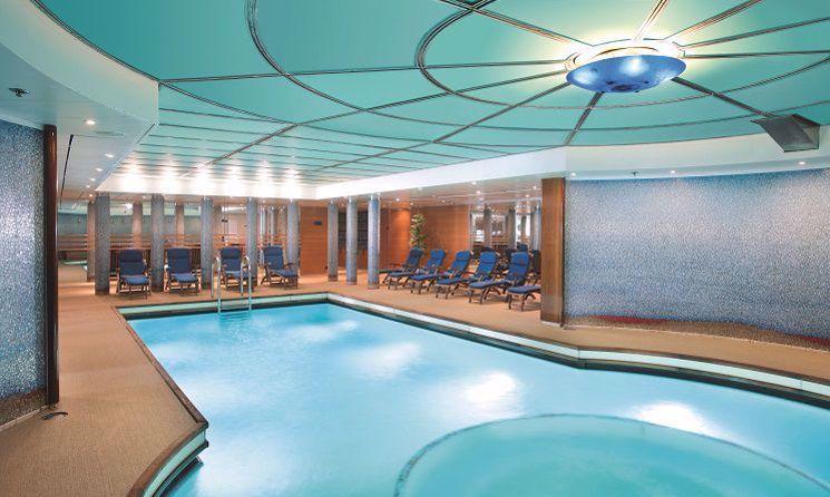 Costa Victoria - piscina