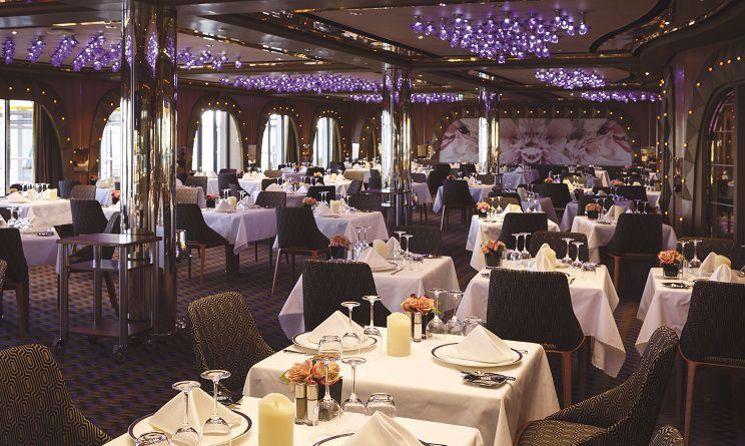 Costa Diadema - restaurant