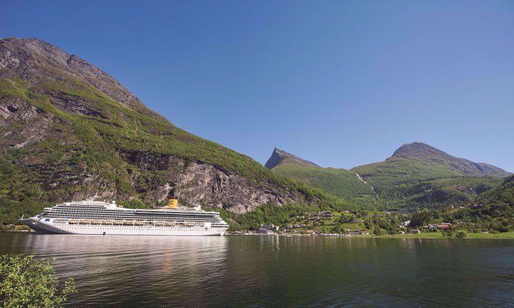 Costa Fortuna - Norvegia