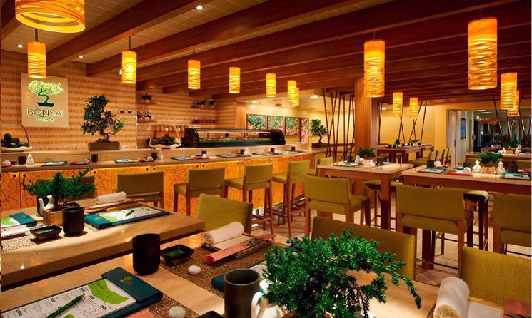 Carnival Breeze - Restaurant Sushi