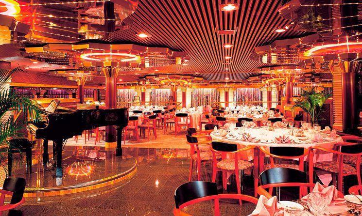 Carnival Fascination - Restaurant