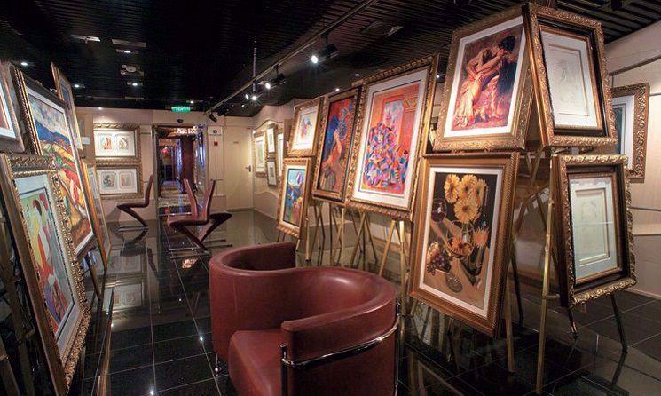 Carnival Freedom  - Galerie Artă