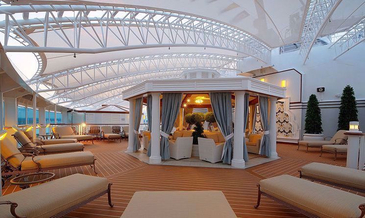 regal princess sanctuar