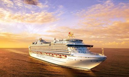 ruby princess vas croaziera