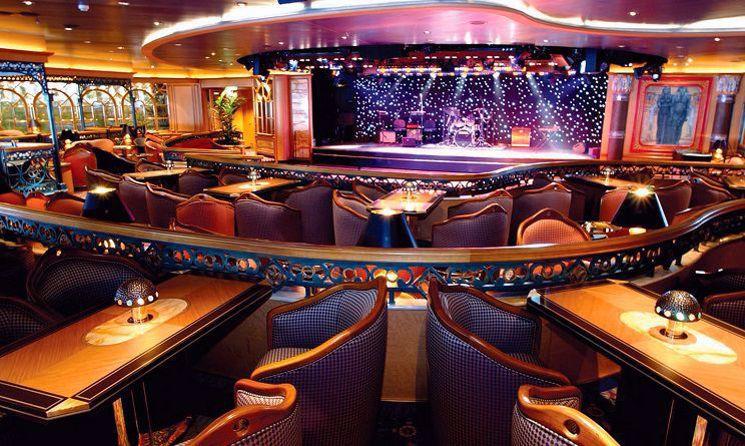 sapphire princess lounge