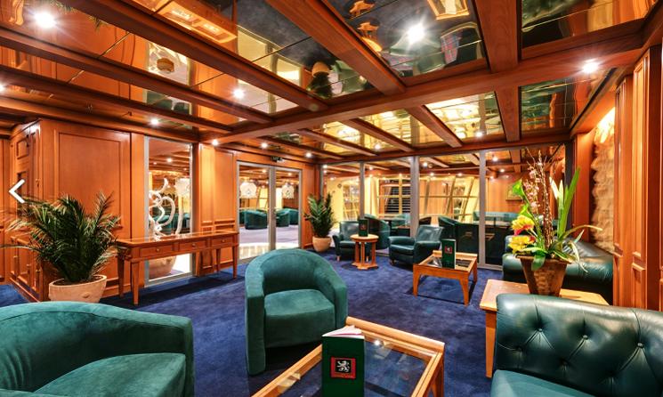 Lounge MSC Armonia