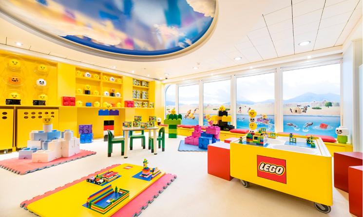 Club copii LEGO MSC Armonia