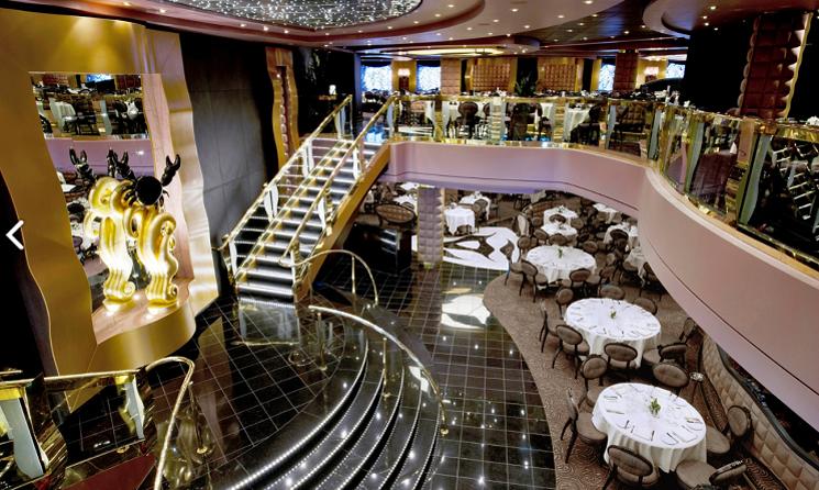 Restaurant MSC Divina
