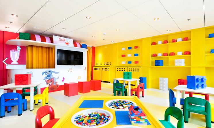 Lego Club MSC Lirica