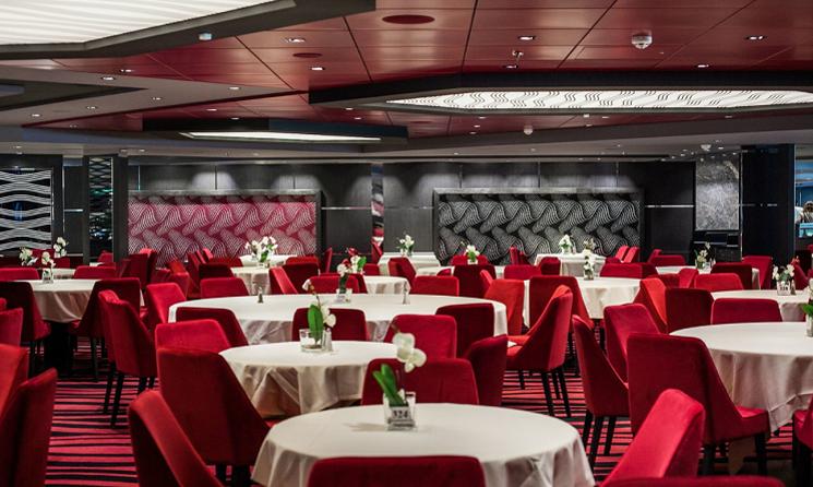 Restaurant MSC Meraviglia