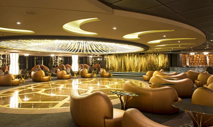 Lounge MSC Preziosa