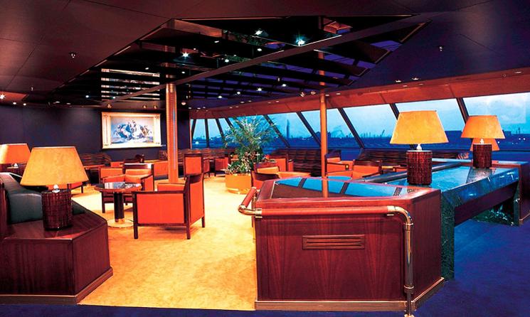 Lounge ms Zaandam