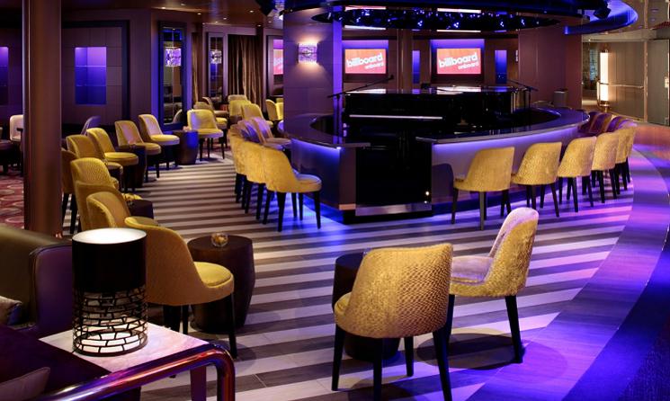 Lounge ms Westerdam