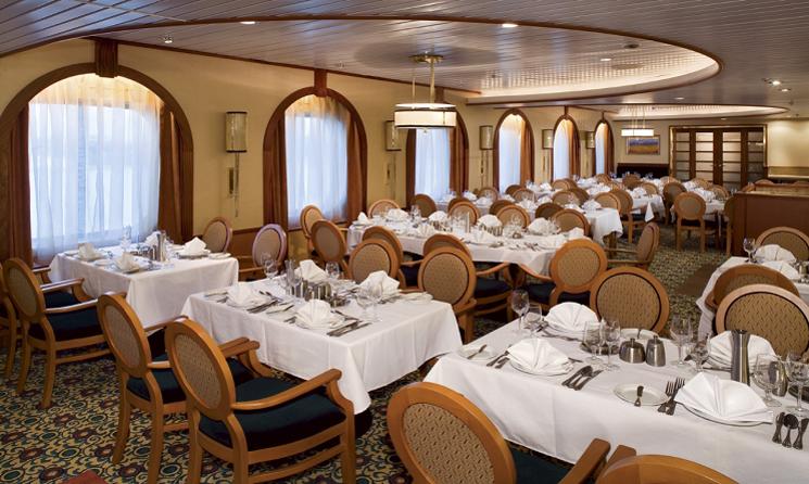 Restaurant Majesty of the Seas