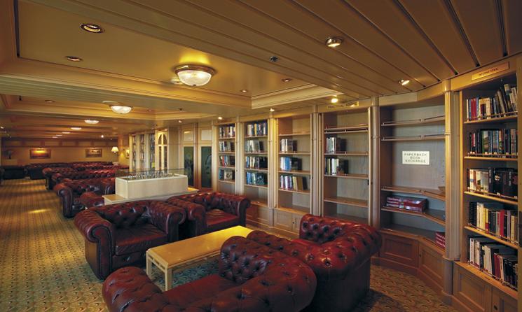Biblioteca Majesty of the Seas