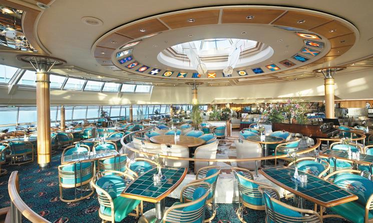 Restaurant Vision of the Seas