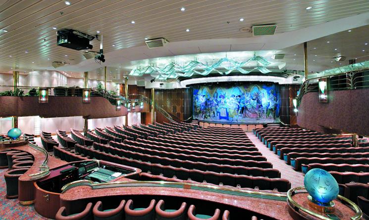 Teatru Vision of the Seas
