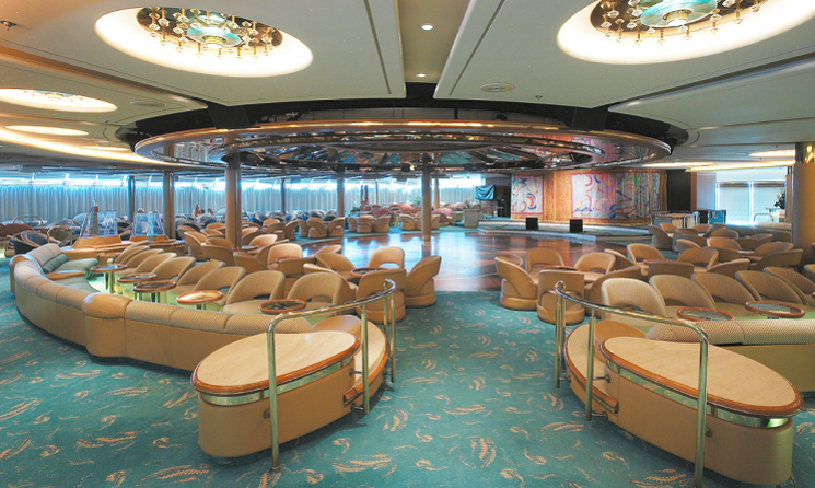 Lounge Vision of the Seas