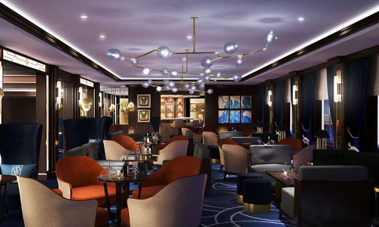 Lounge Queen Victoria