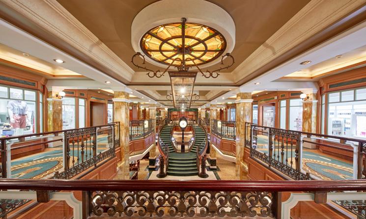 Atrium Queen Victoria